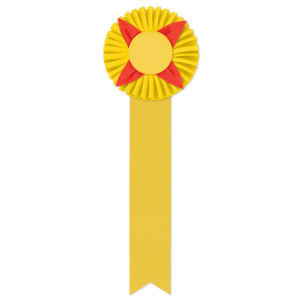 Promotional Award Ribbons-ROF-515M
