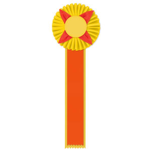 Promotional Award Ribbons-ROF-515M2