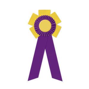 Promotional Award Ribbons-ROF-5512LR