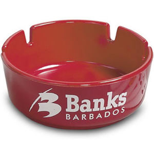Promotional Ashtrays-A1000Red
