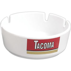 Promotional Ashtrays-A1000White