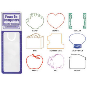 Promotional Bookmarks-E64