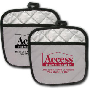 Promotional Oven Mitts/Pot Holders-K223