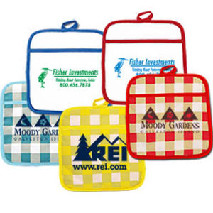 Promotional Oven Mitts/Pot Holders-K224