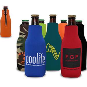 Zipper Bottle Cooler.