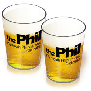 Promotional Drinking Glasses-K313