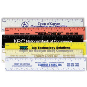 Promotional Rulers/Yardsticks, Measuring-R77