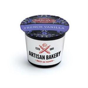 French vanilla cappuccino pod.