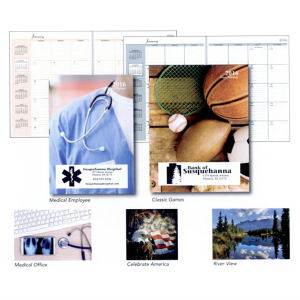 Promotional Desk Calendars-SACLDM818