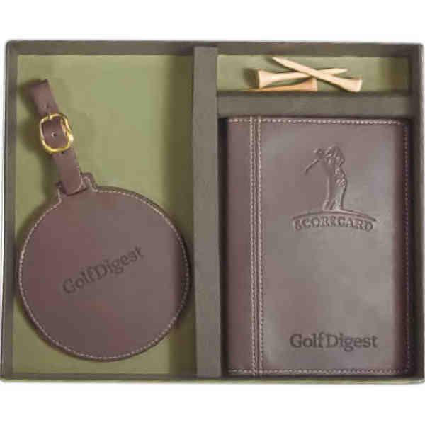Woodbury - Golf tag/scorecard