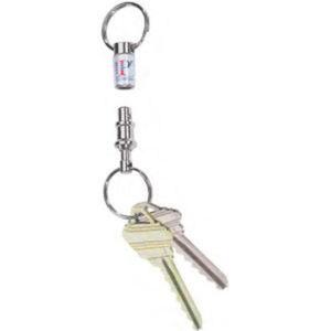 Nickel plated separator key
