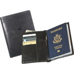 Promotional Passport/Document Cases-LG-9126