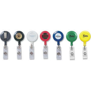 Promotional Retractable Badge Holders-831110