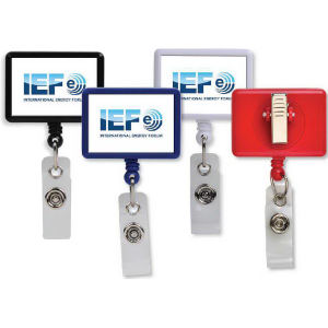 Promotional Retractable Badge Holders-832212