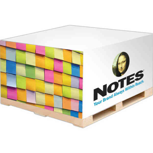 Note Cube - Imprint