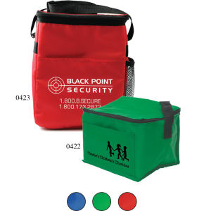 6 pack cooler bag.