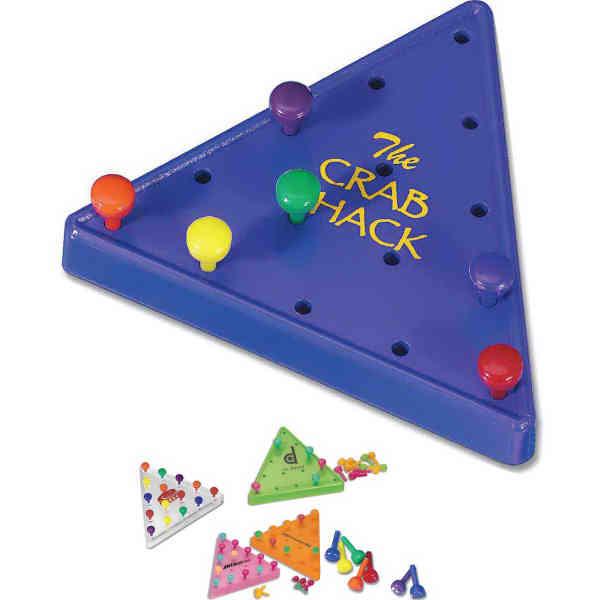 Classic peg puzzle, comes