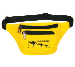Fanny pack with one