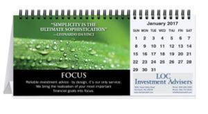 Promotional Desk Calendars-TC5