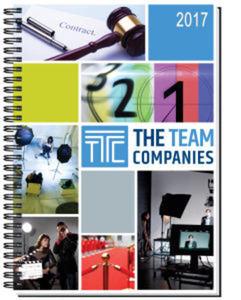 Promotional Desk Calendars-TM7R4