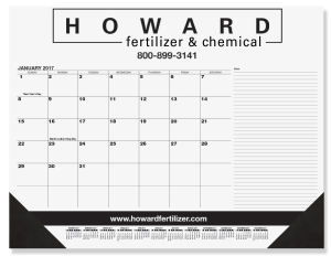 Promotional Calendar Pads-DDP2B