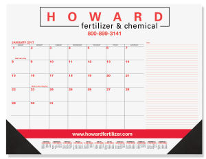 Promotional Desk Calendars-DDP2C