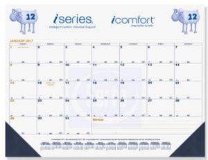 Promotional Calendar Pads-DDP5D