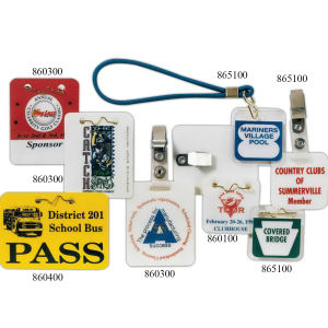 Promotional Name Badges-860100