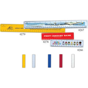 Promotional Rulers/Yardsticks, Measuring-0278