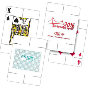 Promotional Playing Cards-C425