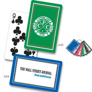 Promotional Playing Cards-