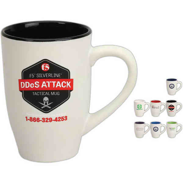 20 oz. ceramic mug;