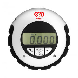 Jogger - Pedometer with