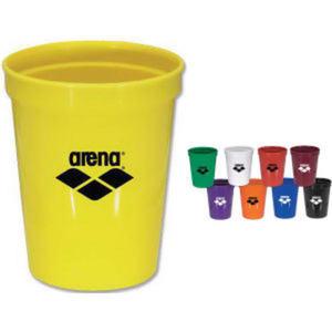 Stadium cup made of