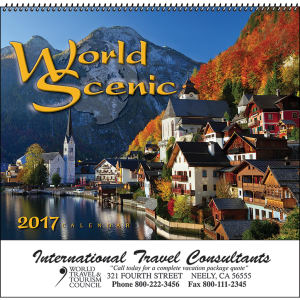 Promotional Wall Calendars-250