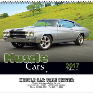 Promotional Wall Calendars-270