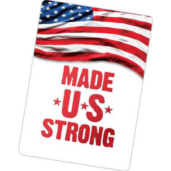American Flag design back
