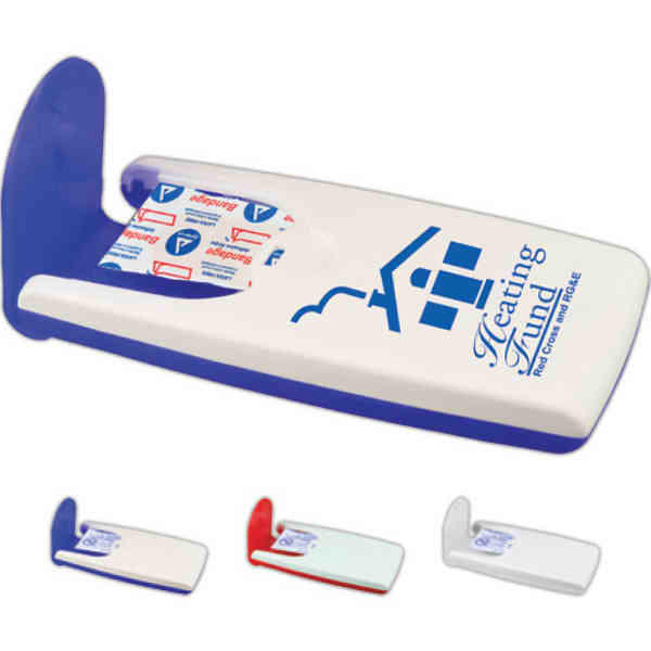 Latex-free adhesive bandages, two