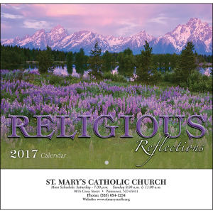Religious Reflections - 13-month