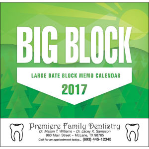 Promotional Wall Calendars-3101