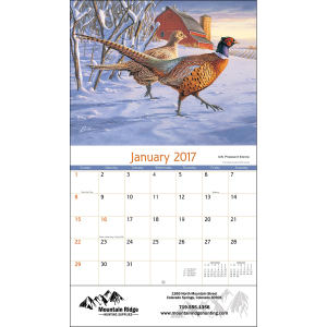 Promotional Wall Calendars-3401