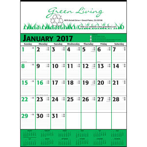 Promotional Contractor Calendars-375