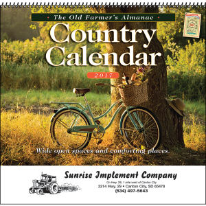 Promotional Wall Calendars-OF56CC