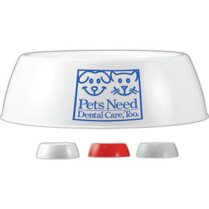 Dog food bowl, 3