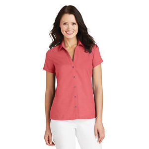 Promotional Button Down Shirts-L662