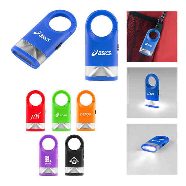 Light up carabiner, available