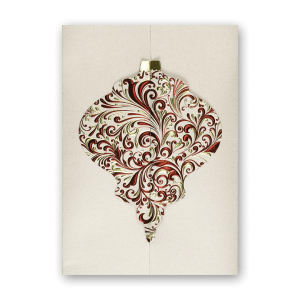 Promotional Greeting Cards-XHE1231-80