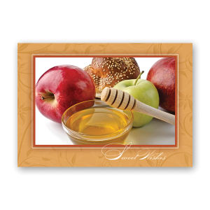 Promotional Greeting Cards-XH30752FC-164