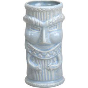 18 oz. ceramic tiki