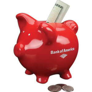 Rodeo piggy bank 5